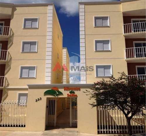 Apartamento, código 1431 em Salto, bairro Jardim Três Marias