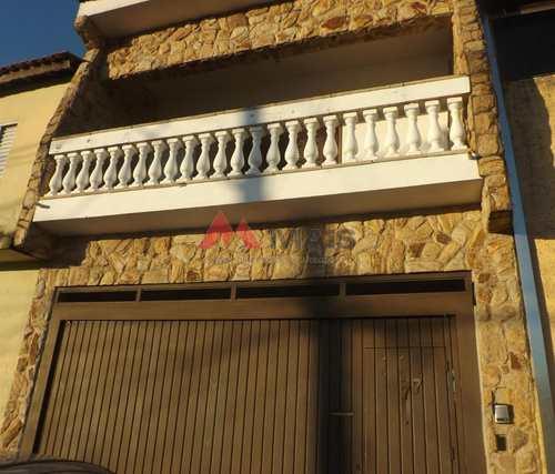 Casa, código 1481 em Salto, bairro Jardim Marília