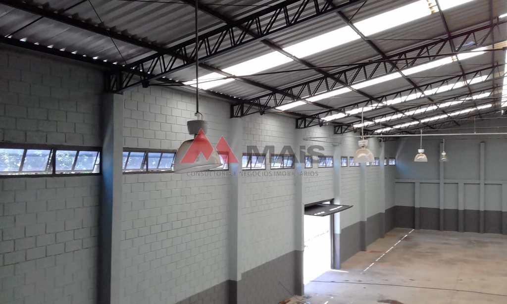 Galpão Industrial em Salto, no bairro Jardim São João