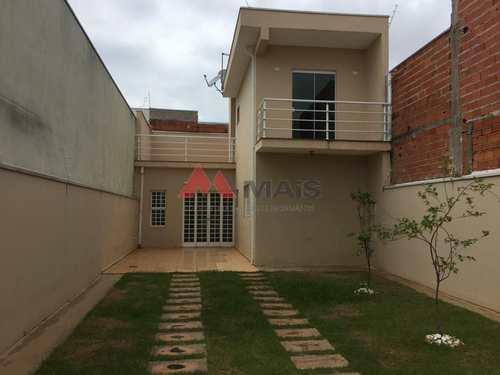 Casa, código 1598 em Salto, bairro Jardim Panorama