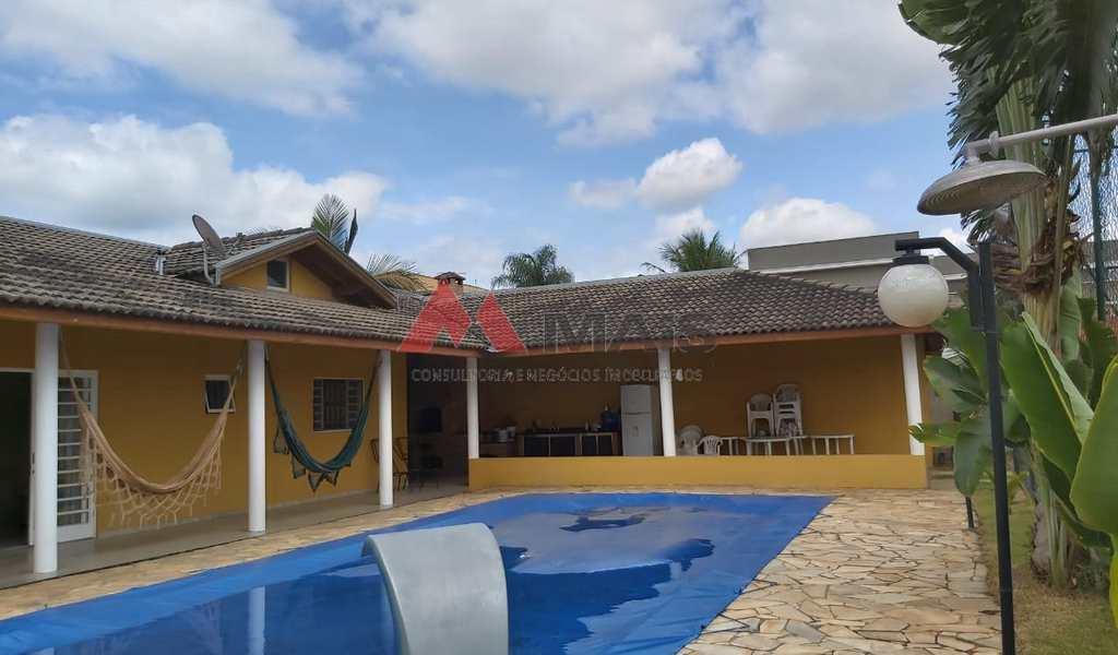 Chácara em Salto, bairro Terras de Santa Izabel