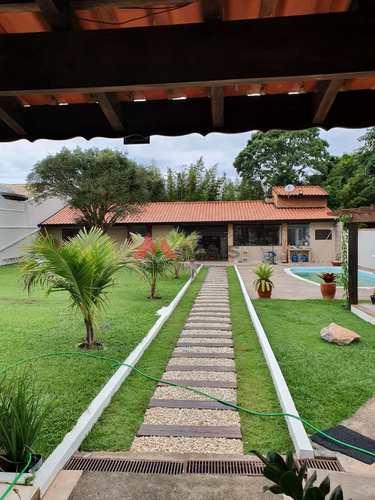 Casa de Condomínio, código 1680 em Salto, bairro Condomínio Fechado Village Haras São Luiz