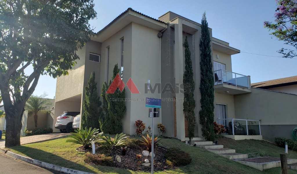 Casa em Salto, bairro Residencial Lagos D'icaraí