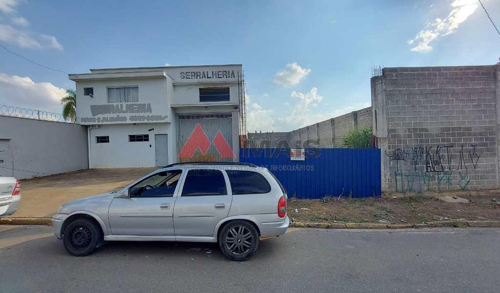 Galpão Industrial em Salto, bairro Jardim Europa
