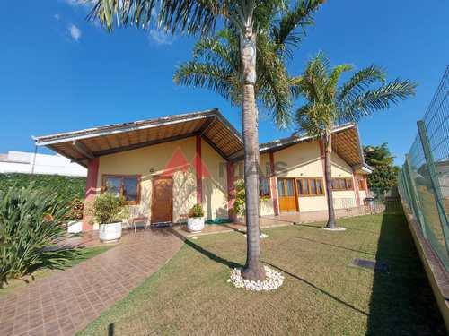 Casa de Condomínio, código 1748 em Salto, bairro Terras de Mont Serrat