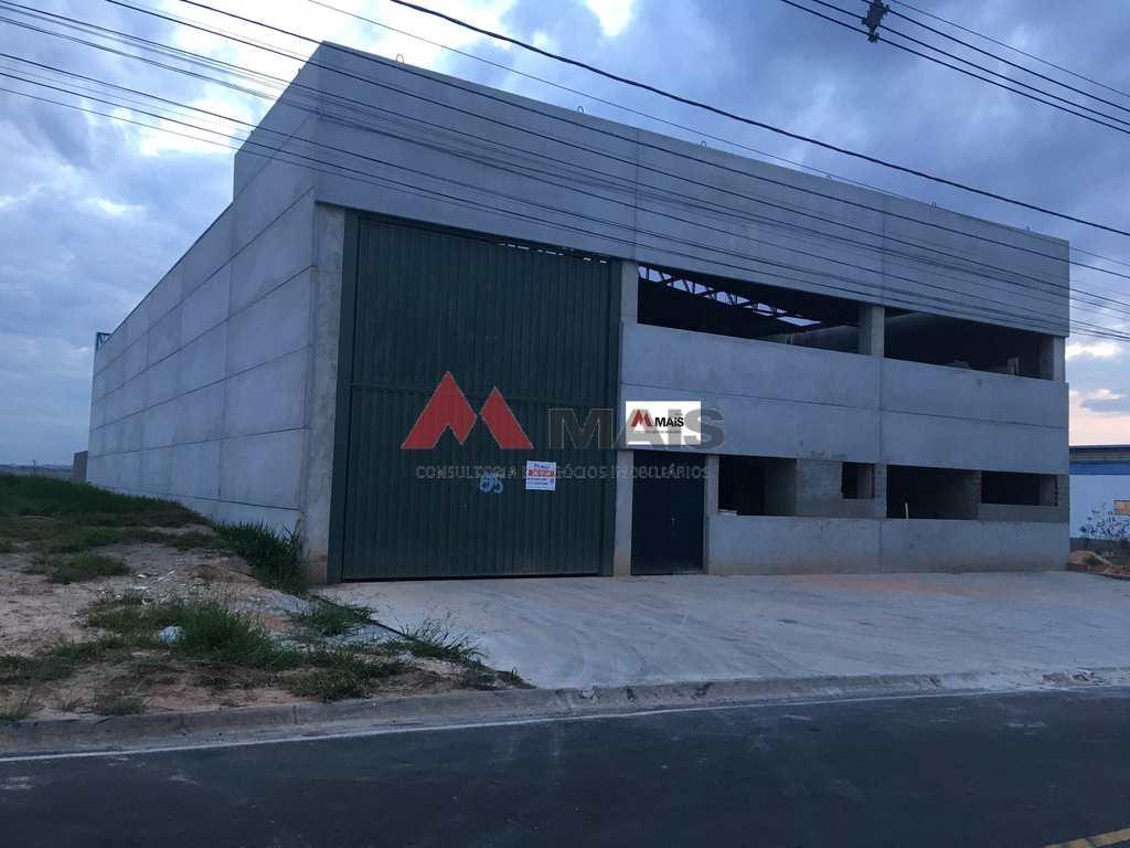 Galpão Industrial em Salto, no bairro Distrito Industrial dos Bandeirantes