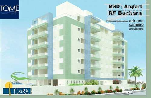 Apartamento, código 571 em Bertioga, bairro Centro