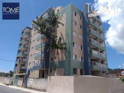 Apartamento, código 545 em Bertioga, bairro Centro