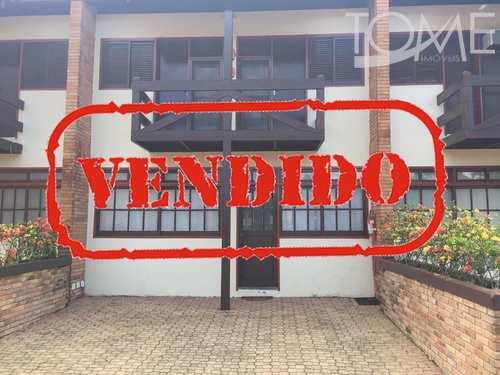 Sobrado, código 517 em Bertioga, bairro Maitinga