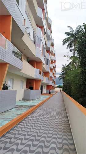 Apartamento, código 507 em Bertioga, bairro Centro