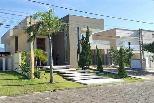 Casa de Condomínio, código 396 em Bertioga, bairro Maitinga
