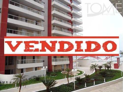 Apartamento, código 230 em Bertioga, bairro Centro