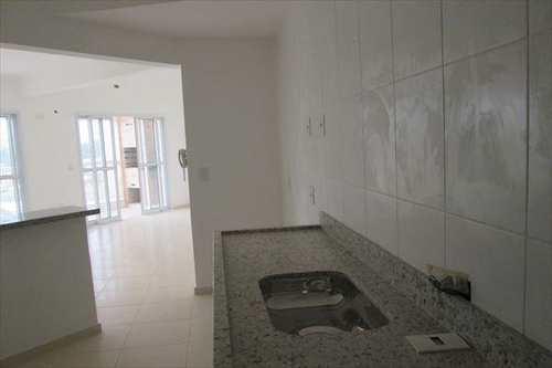 Apartamento, código 222 em Bertioga, bairro Centro