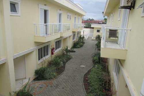 Casa de Vila, código 173 em Bertioga, bairro Indaiá