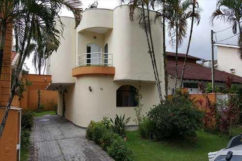 Casa de Condomínio, código 72 em Bertioga, bairro Maitinga