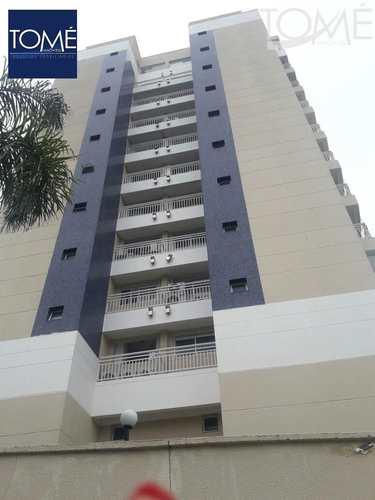 Apartamento, código 582 em Bertioga, bairro Centro