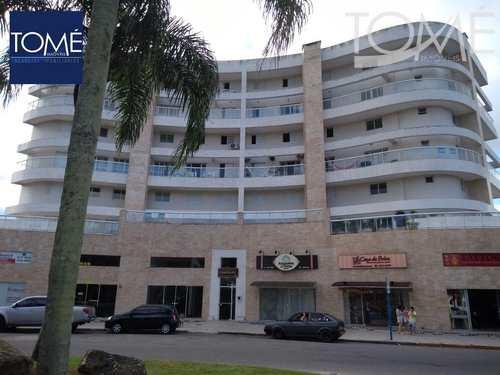 Apartamento, código 590 em Bertioga, bairro Centro