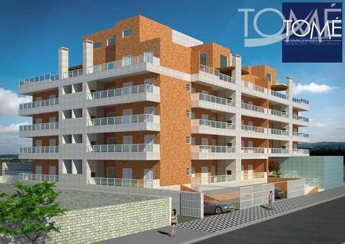 Apartamento, código 596 em Bertioga, bairro Maitinga