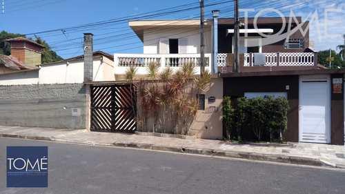 Sobrado, código 603 em Bertioga, bairro Centro