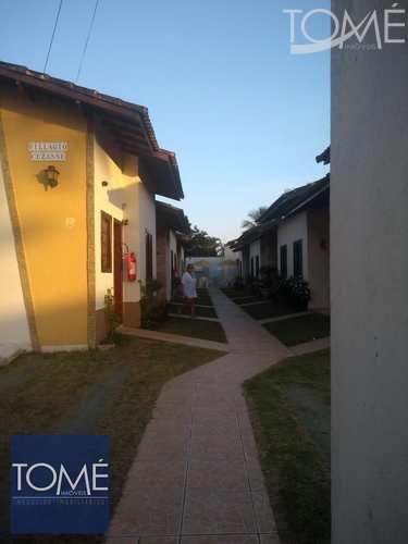 Casa de Condomínio, código 604 em Bertioga, bairro Maitinga