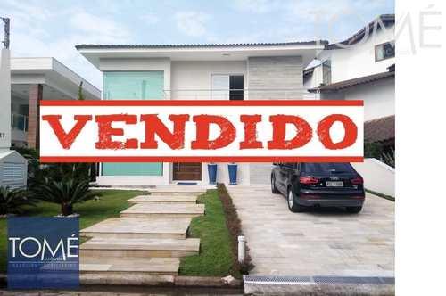 Casa de Condomínio, código 608 em Bertioga, bairro Vista Linda