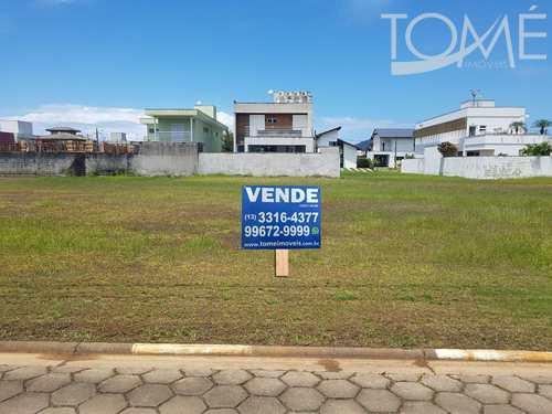 Terreno de Condomínio, código 609 em Bertioga, bairro Maitinga
