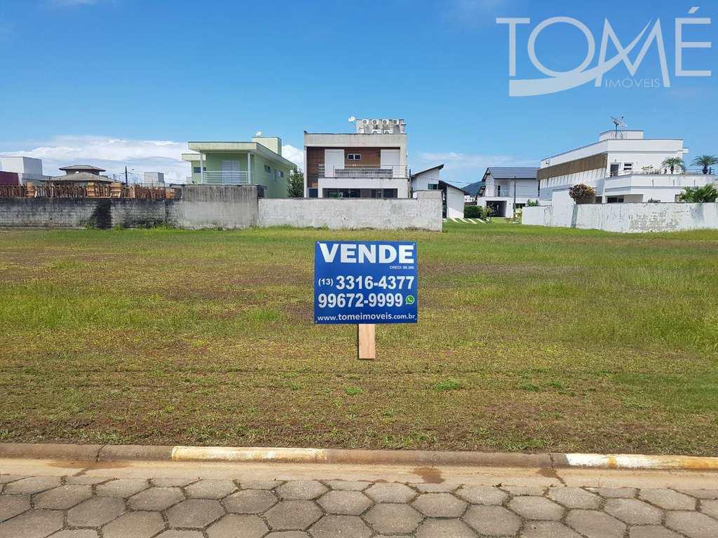 Terreno de Condomínio em Bertioga, no bairro Maitinga