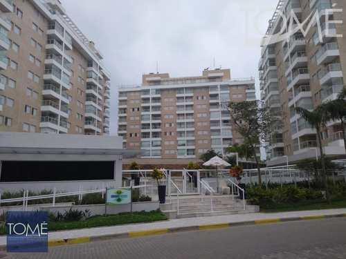 Apartamento, código 613 em Bertioga, bairro Jardim São Lourenço