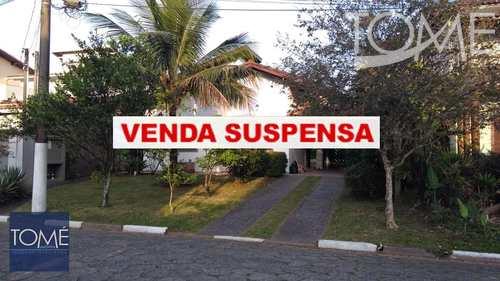 Casa de Condomínio, código 615 em Bertioga, bairro Centro