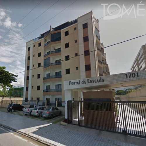 Apartamento, código 619 em Bertioga, bairro Centro