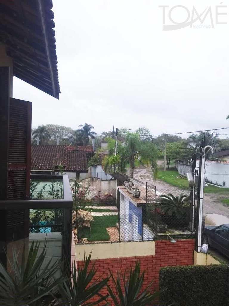 Sobrado em Bertioga, no bairro Centro