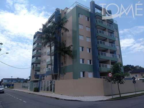 Apartamento, código 627 em Bertioga, bairro Centro