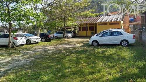 Terreno, código 632 em Bertioga, bairro Boracéia
