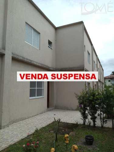 Casa de Vila, código 635 em Bertioga, bairro Centro