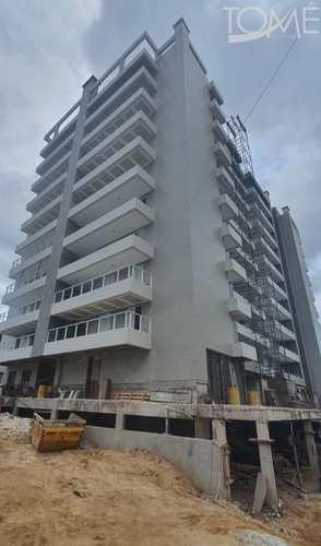 Apartamento, código 645 em Bertioga, bairro Maitinga