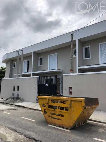 Casa, código 648 em Bertioga, bairro Centro
