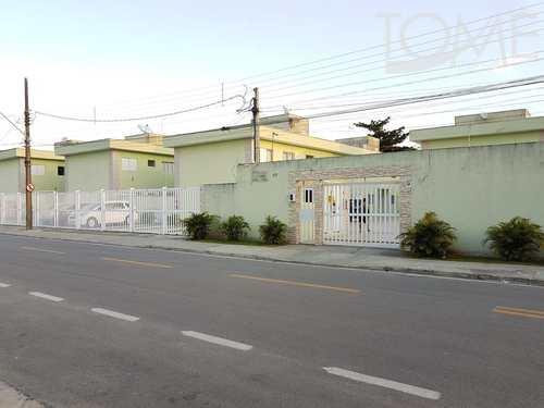 Apartamento, código 649 em Bertioga, bairro Centro