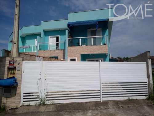 Sobrado, código 650 em Bertioga, bairro Rio da Praia