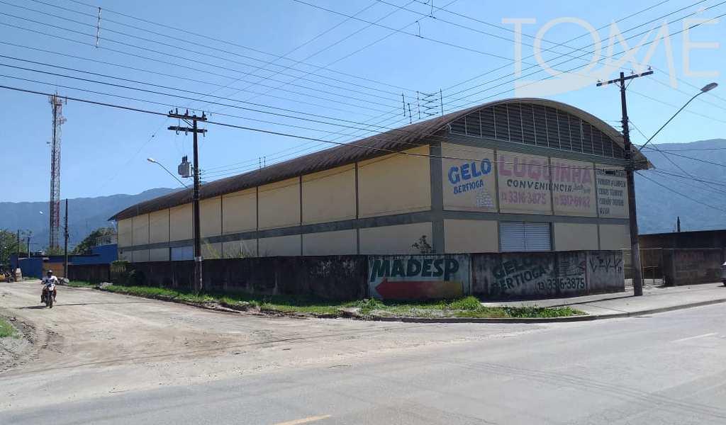 Galpão em Bertioga, bairro Centro