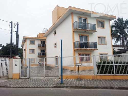 Apartamento, código 683 em Bertioga, bairro Centro