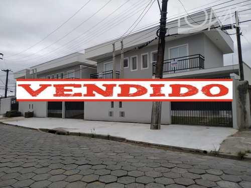 Sobrado, código 704 em Bertioga, bairro Rio da Praia