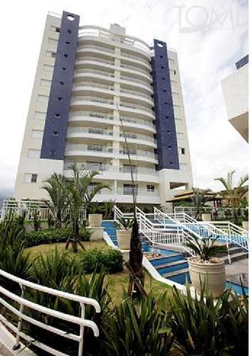 Apartamento, código 705 em Bertioga, bairro Centro