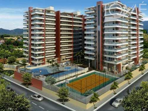 Apartamento, código 711 em Bertioga, bairro Centro