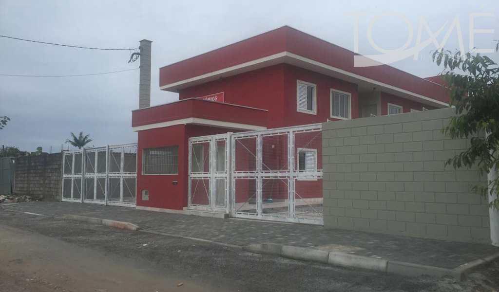 Casa de Vila em Bertioga, bairro Chácaras