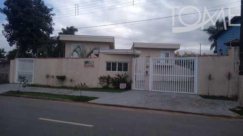 Casa de Vila, código 759 em Bertioga, bairro Indaiá