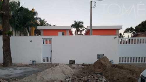 Apartamento, código 766 em Bertioga, bairro Indaiá