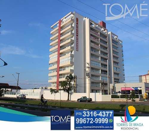 Apartamento, código 797 em Bertioga, bairro Centro