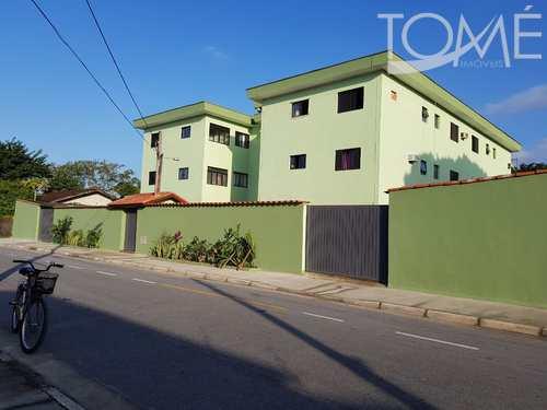 Apartamento, código 851 em Bertioga, bairro Centro