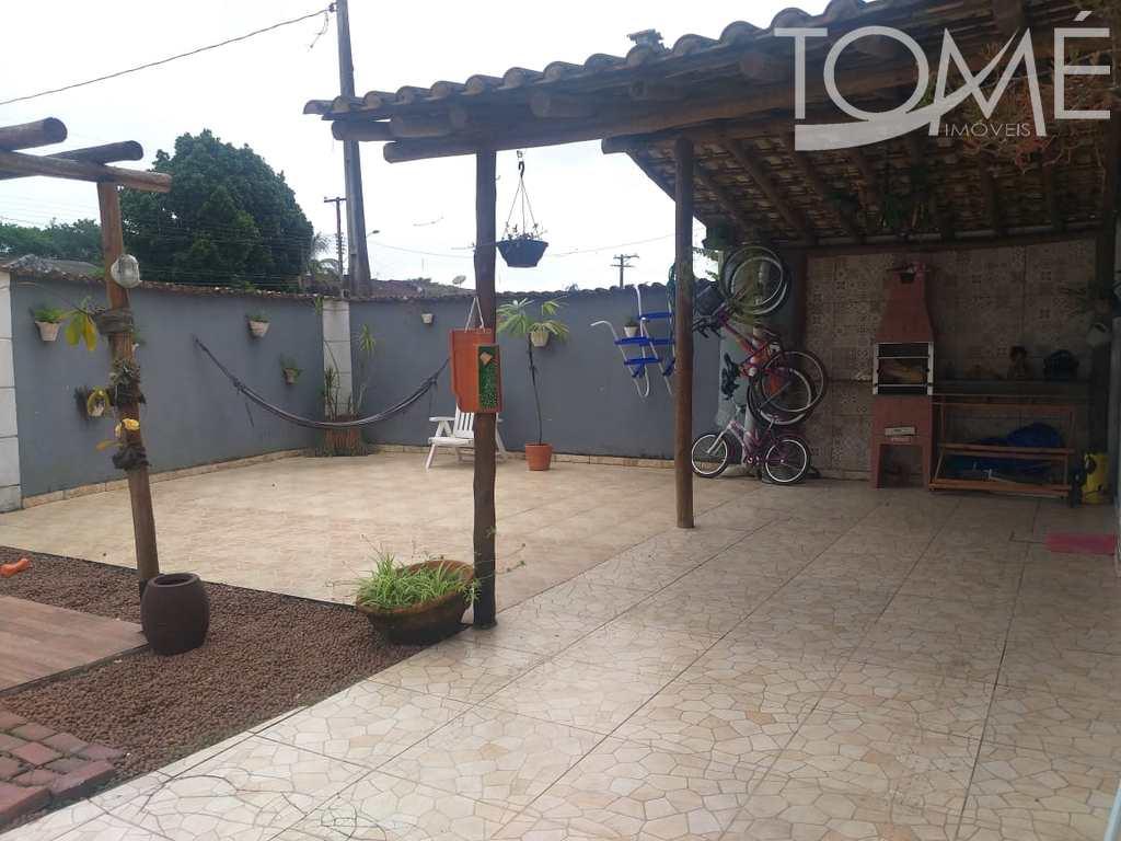 Sobrado em Bertioga, no bairro Jardim Albatroz