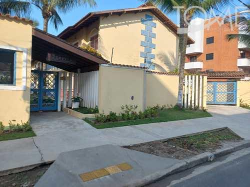 Casa de Vila, código 921 em Bertioga, bairro Maitinga